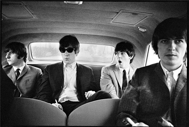 "Morrison Hotel Gallery Presents ""The Beatles in Photographs 1962-1966"" From Sept. 12 To 19"