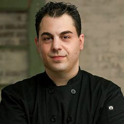 Chef Thomas Perone