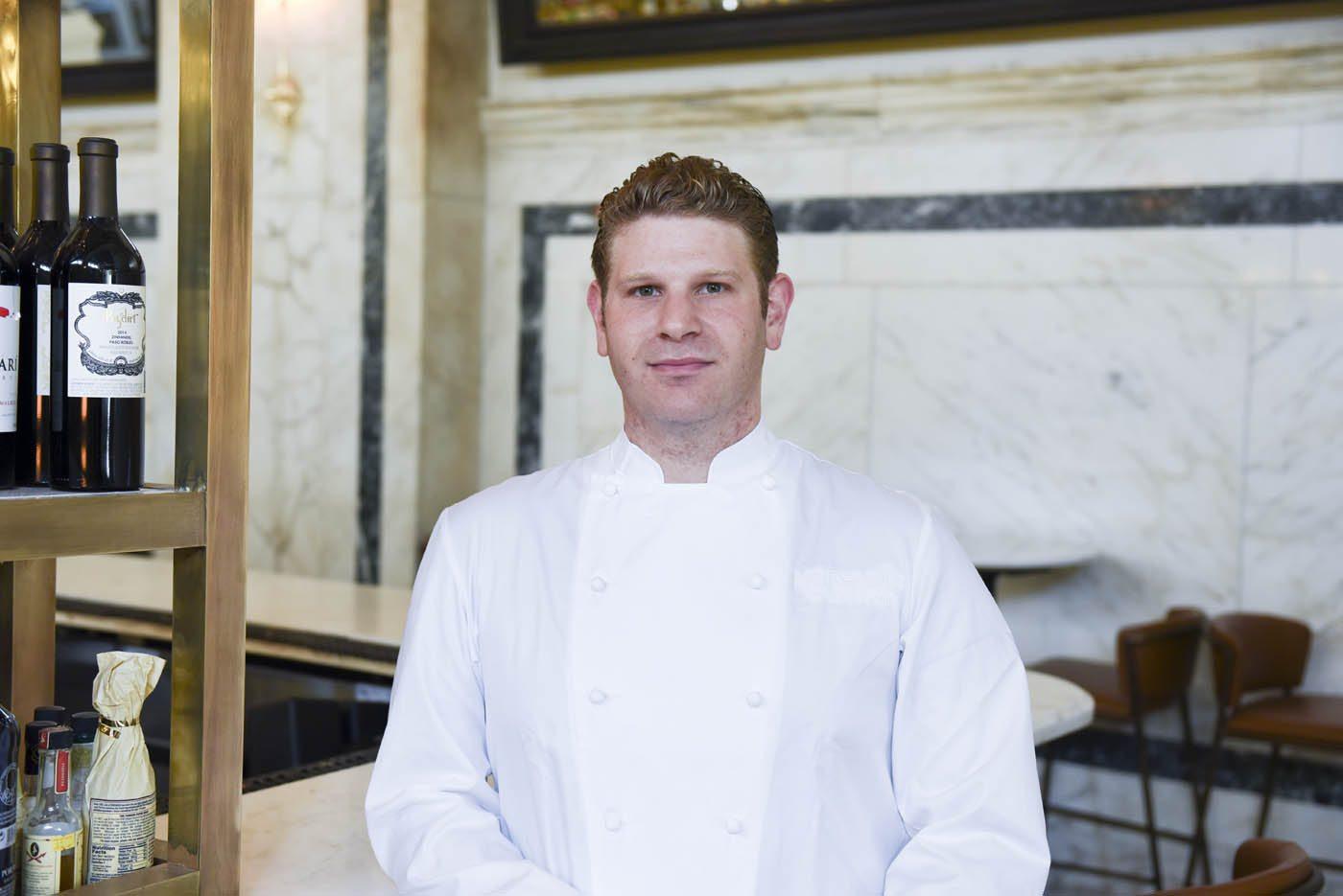 Chef Adam Raskin / Photo: Liz Clayman