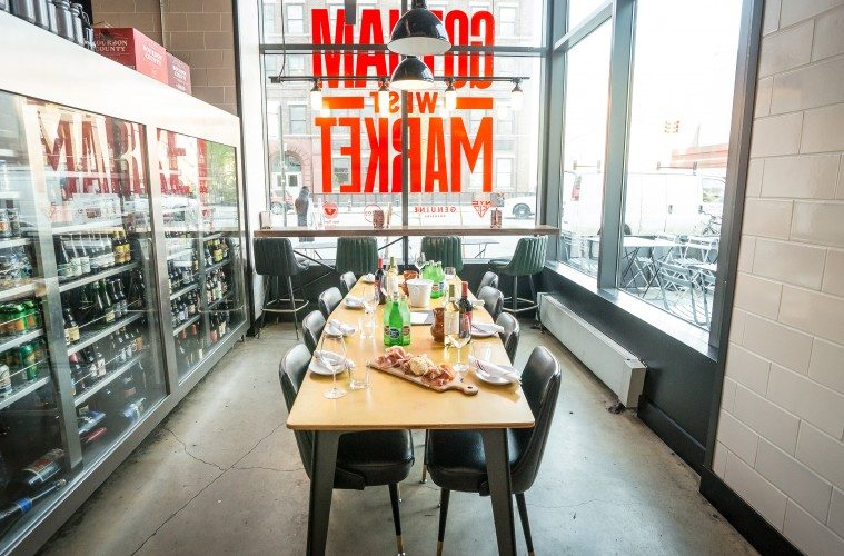 Gotham West Market Food an insider's look at gotham west market - downtown magazine nyc