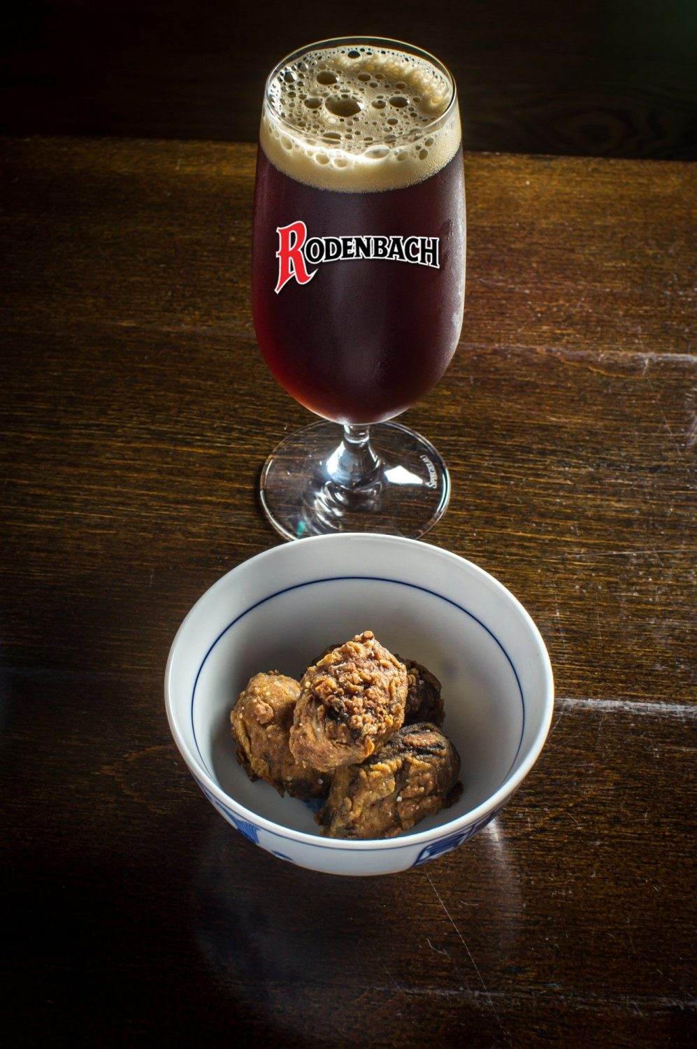 Rodenbach's Rudi Ghequire & Fung Tu's Chef Jonathan Wu talk food, beer, New York & more