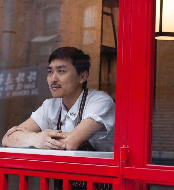 FUNG TU's Jonathan Wu