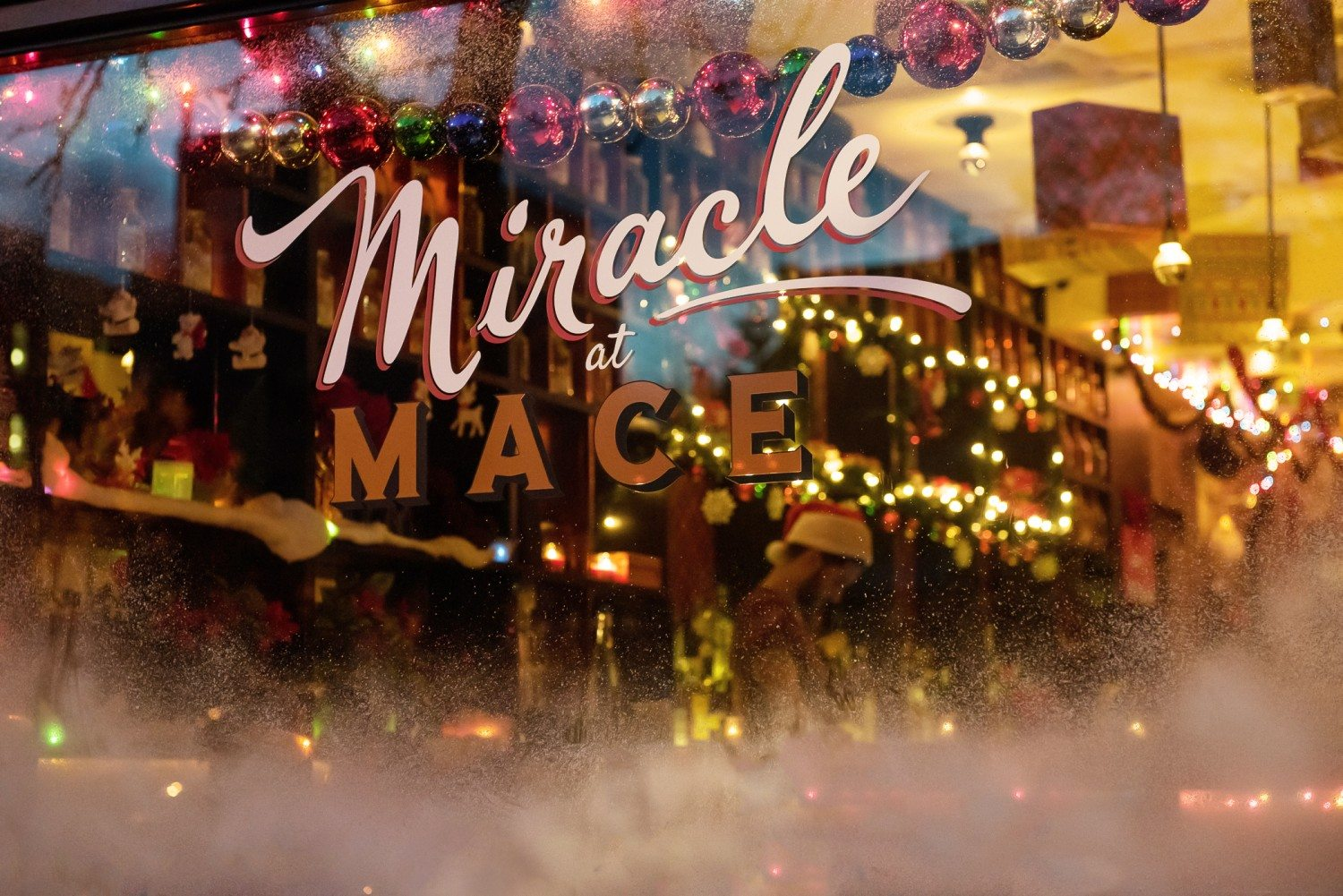 Miracle & Sippin' Santa's Surf Shack — beloved Holiday Pop-Up Bars — launch today