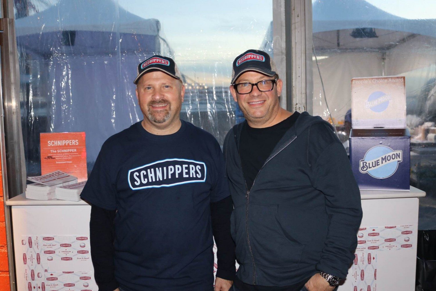Andrew & Jonathan Schnipper / Photo: Schnippers