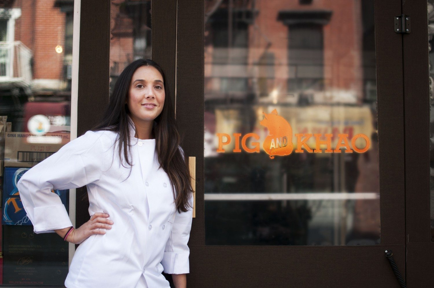 Chef Leah Cohen talks Pig & Khao, working with husband Ben Byruch & more