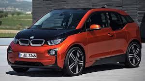 BMW launches ReachNow, an electric vehicle car-sharing program