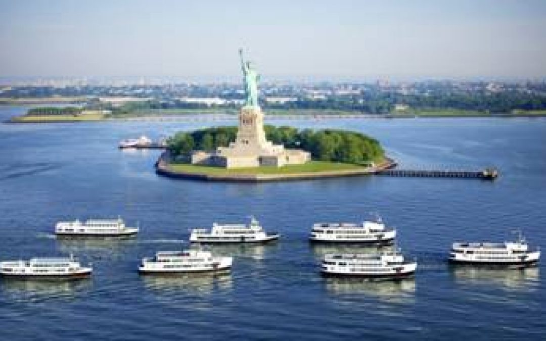 4.5 Million People Sailed With Statue Cruises In 2016