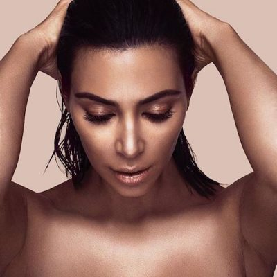 Kim Kardashian makeup tutorial - Downtown Magazine