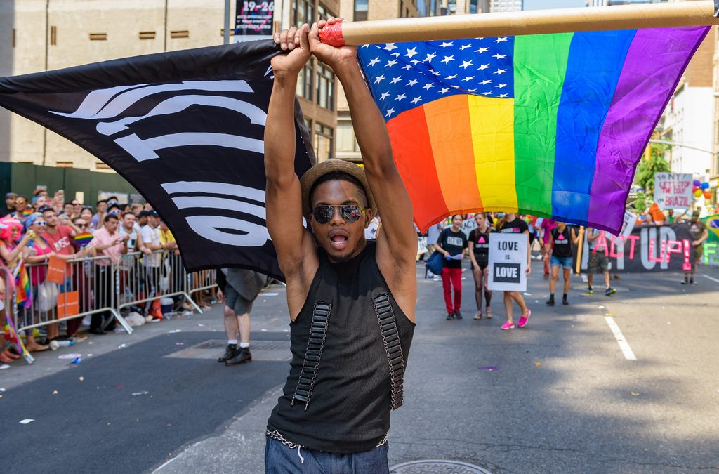 Bold, Brave and Colorful Photos from Pride