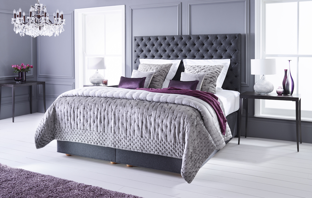 Vispring Luxury Beds Unveils Collection Exclusive To