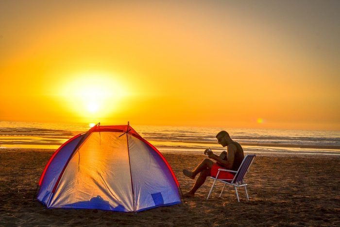 6 Essentials for Summer Camping