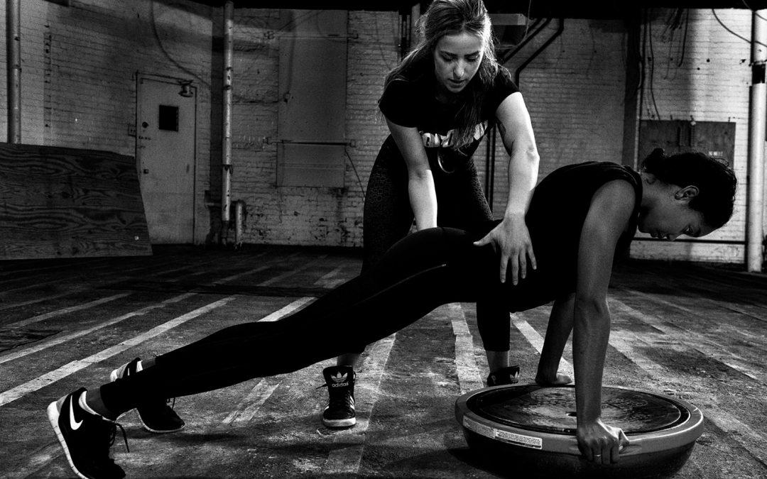 Fitness Friday: SMASHING it with the Dogpound