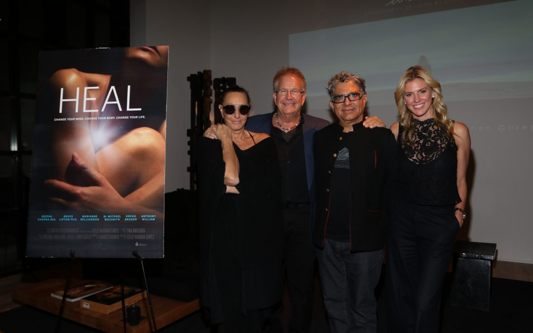 "Urban Zen Hosted Screening Of Documentary ""HEAL"""