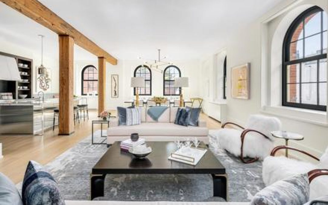 433 Greenwich Street Is THE TriBeCa Place To Live