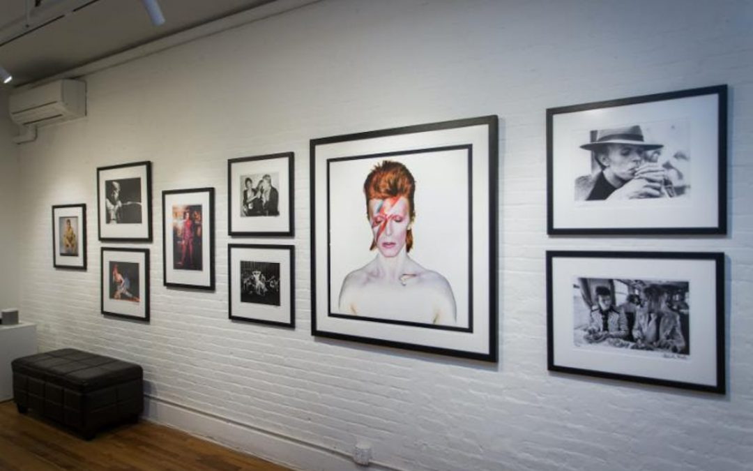 BOWIE: A Photography Exhibition for One Legend Created by Several More