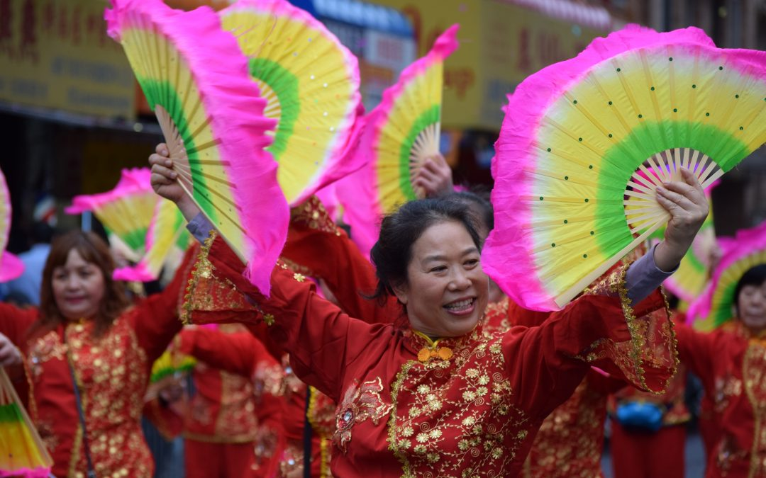 Downtown Celebrates The Lunar New Year