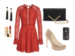 Trend Report Tuesday 5 Valentine S Day Outfits Downtown Magazine