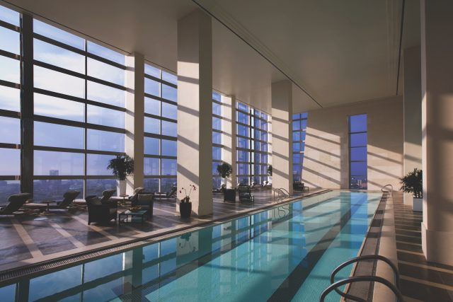 Immersion Spa Scenic Pool