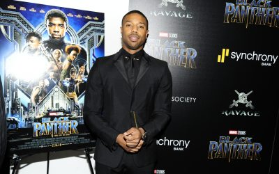 The Cast Of Black Panther Bring Their Royalty To NYC Private Screening