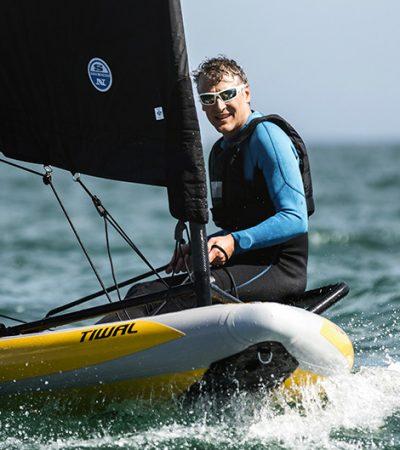 TIWAL 3 Tech Boat