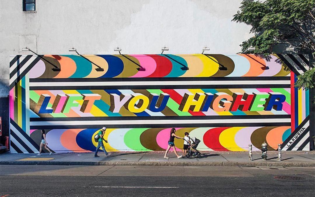 Best Street Art Spots in Downtown NYC