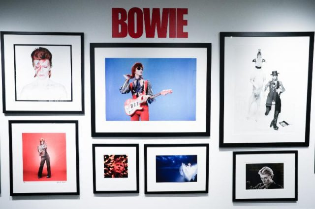 David Bowie Photograph Collection