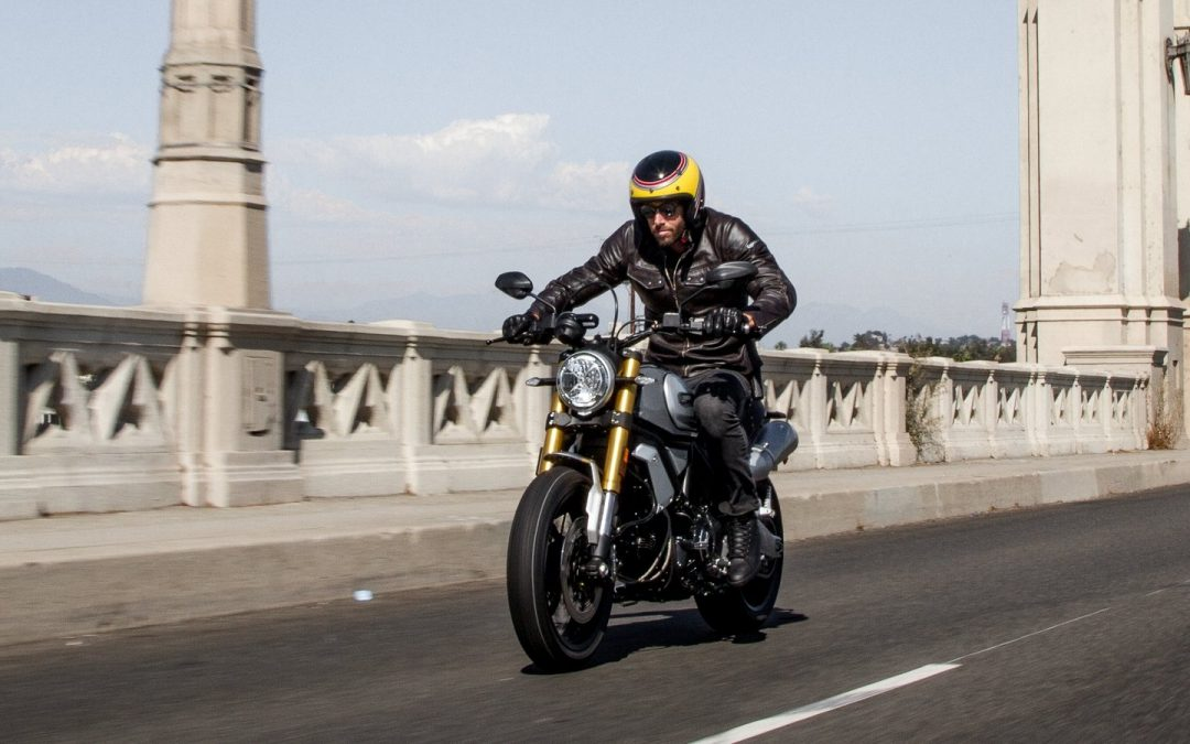 Escape the City This Spring on the New Ducati Scrambler 1100