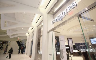 New Line of Luxury Watches Come to World Trade Center in Longines Boutique