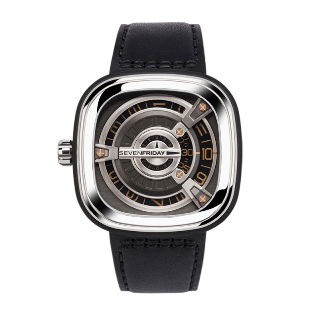 SEVENFRIDAY Men's Mid-Range Watch