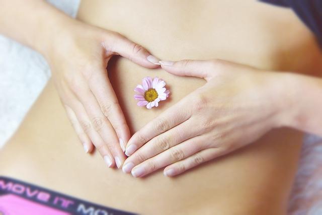 skin care flower