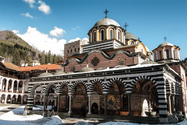 Bulgaria Travel Rila Monastery