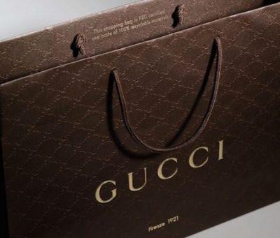 Eco-Friendly Fashion Gucci Bag
