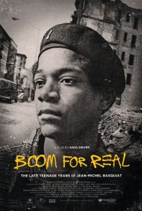 Boom for Real, the Late Teenage Years of Jean-Michel Basquiat