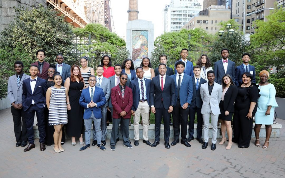 Oliver Scholars Gala Honors Black and Latino Students