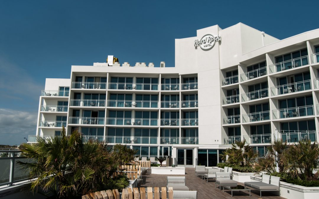 Hard Rock Hotel Daytona Beach: Quintessential Americana with an Eye Toward Luxury