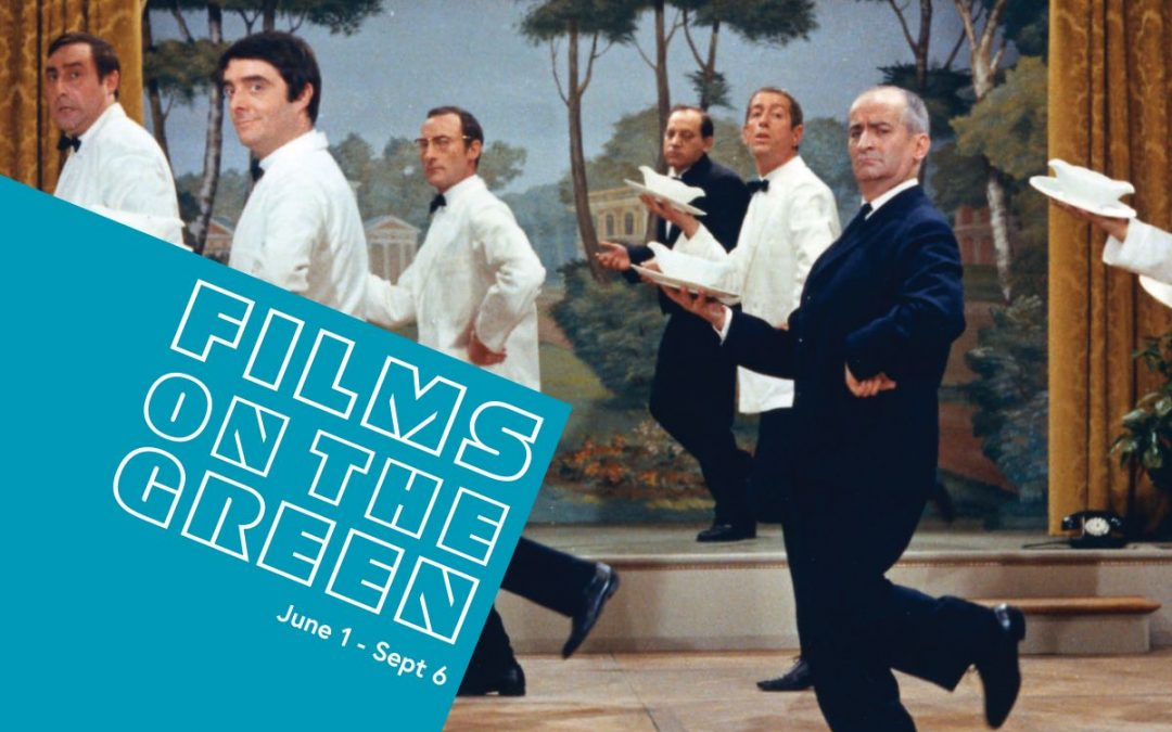 Friday Night Films in NYC This Summer