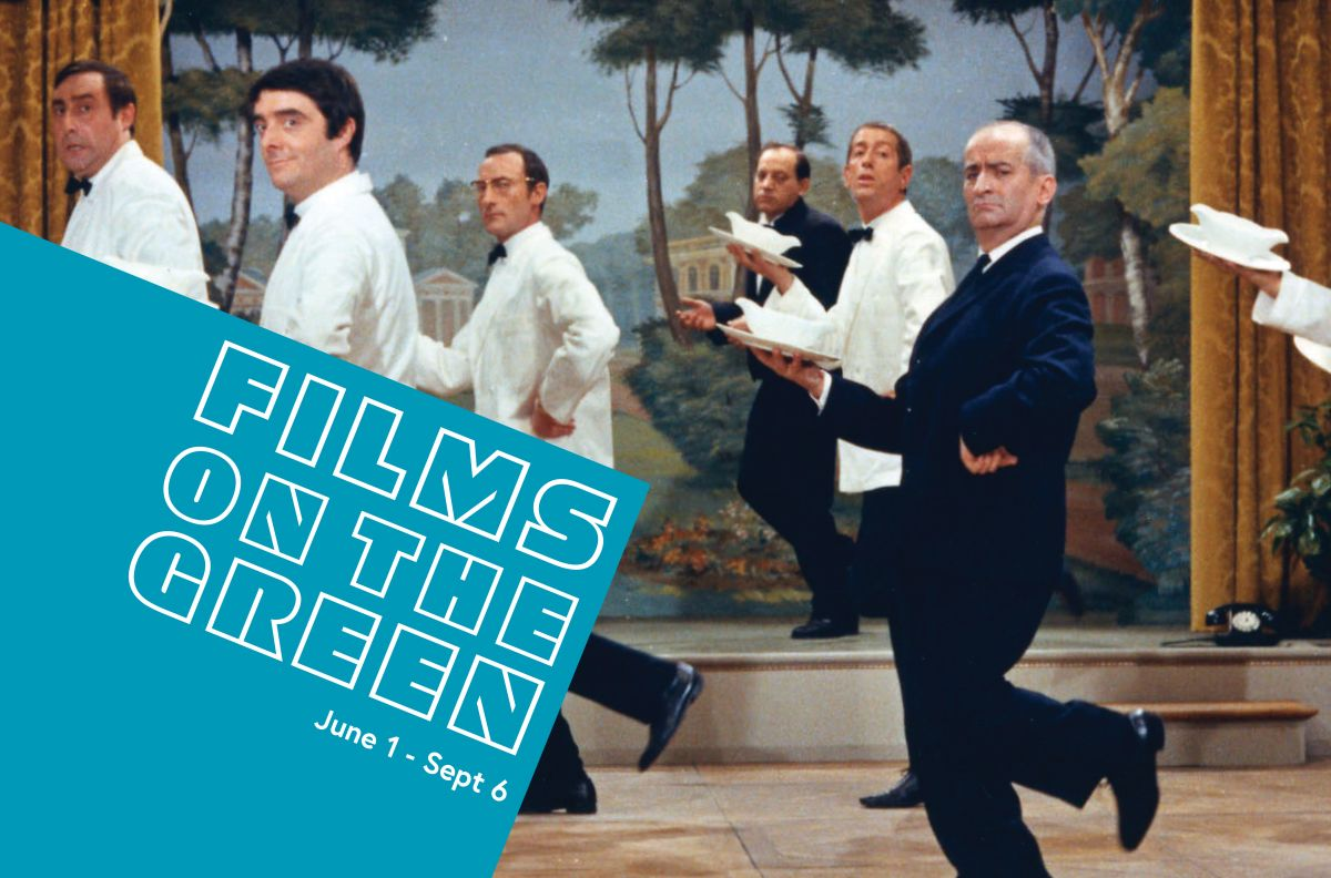 Films on the Green 2018