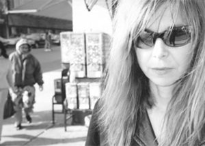 Filmmaker Sara Driver