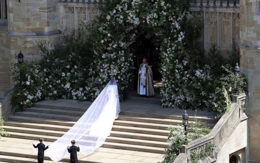Exclusive interview with Caroline Castigliano, Bridal Expert