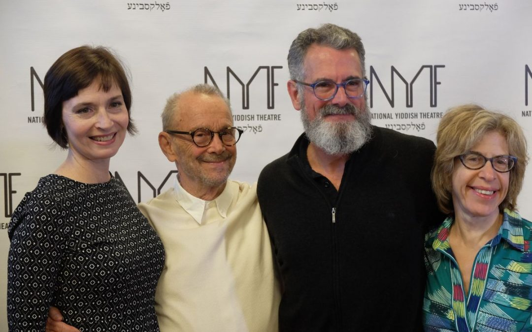 Tony- and Oscar-winner Joel Grey to direct Yiddish version of Fiddler on the Roof, Downtown