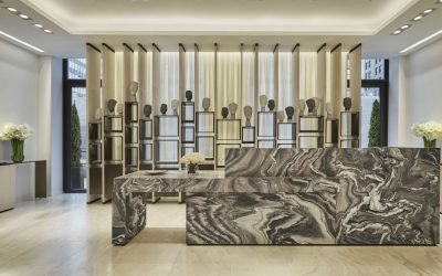 Celebrate Father's Day – Spa Four Seasons Hotel Downtown with Bespoke Artist Corvy