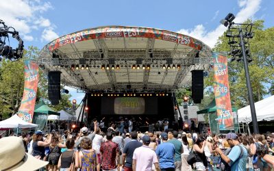 OZY FEST takes over Central Park for third annual festival of music, food, and fun