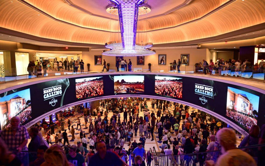 Day Trip From New York: Hard Rock Hotel Atlantic City – The Boardwalk's Newest Resort