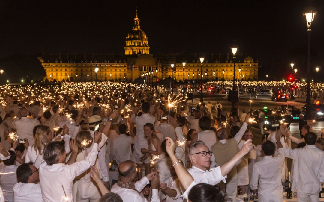 Le Dîner en Blanc Returns to New York