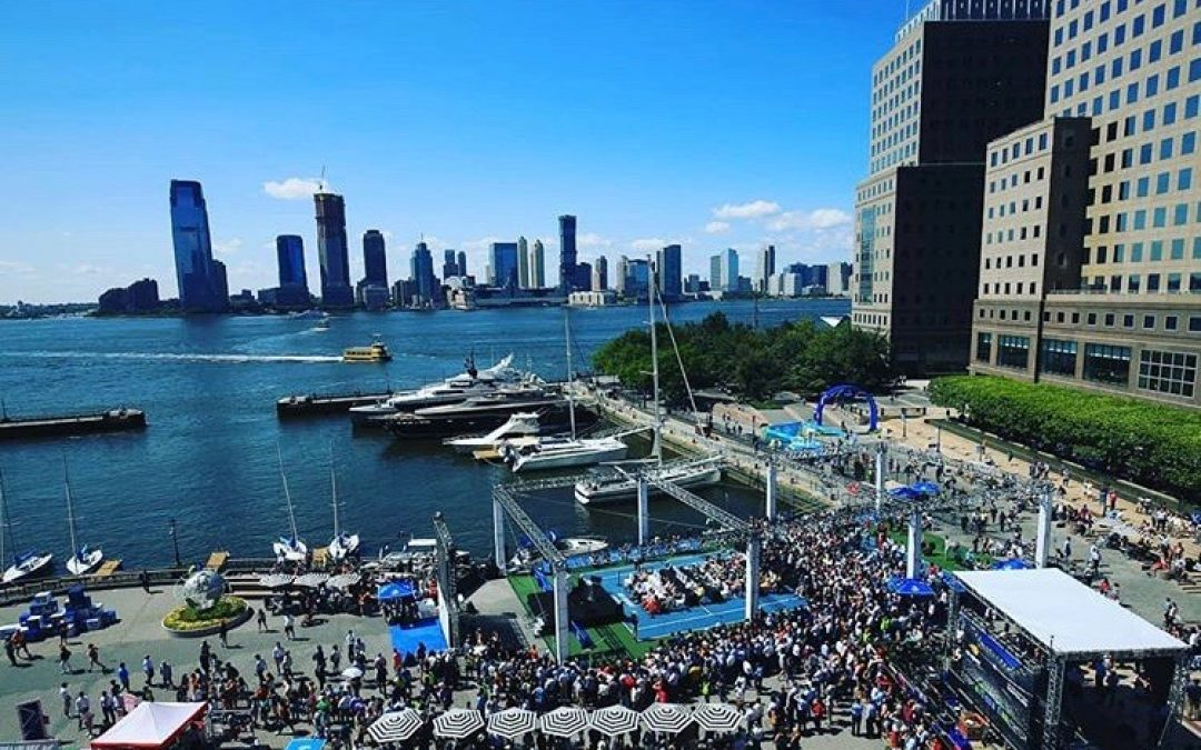 BROOKFIELD PLACE TENNIS OPEN Saturday August 25th