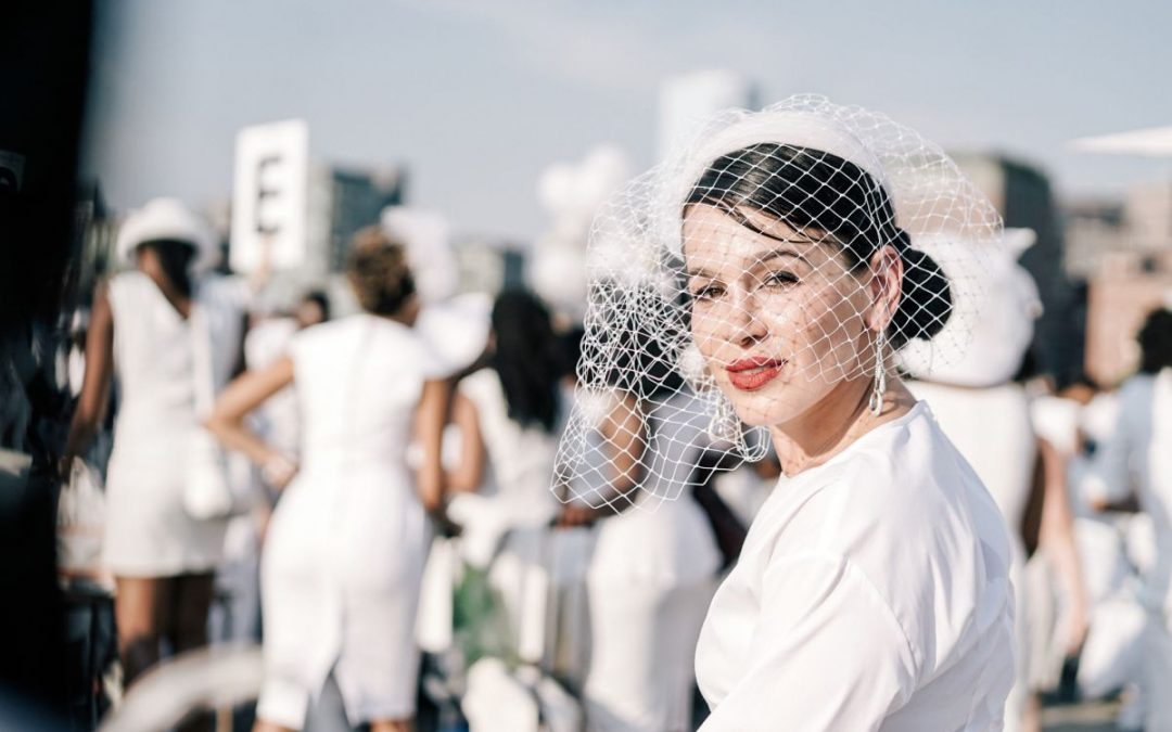 Big and Breathtaking Two Words to Describe Diner en Blanc 2018