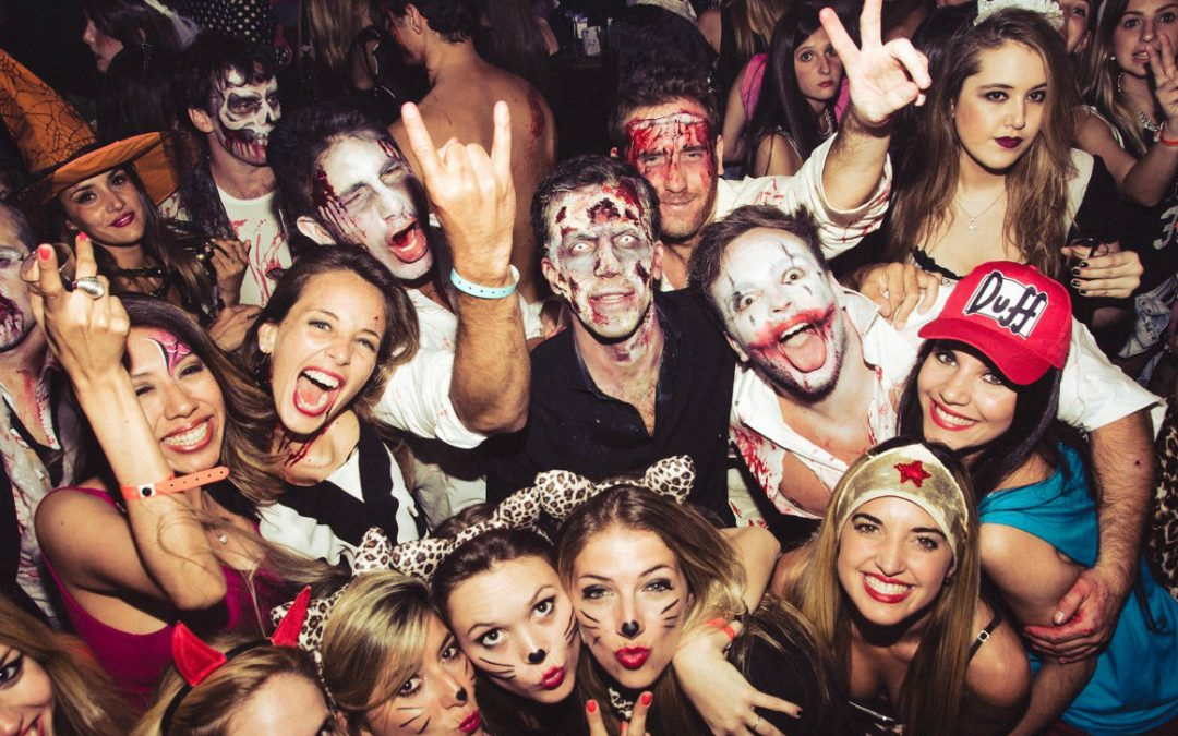 Top Parties Happening on Halloween in Downtown NYC 2018