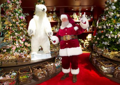 It's Christmas Time at Bergdorf Goodman