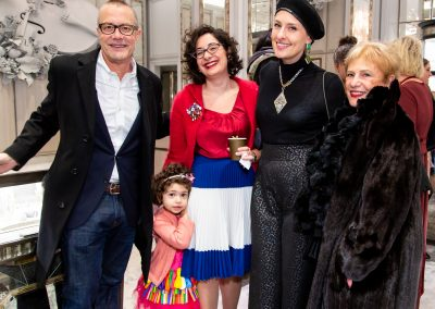 Mark Smelzer, Bella Neyman, Lisa Salzer-Wiles, Phyllis Bergman
