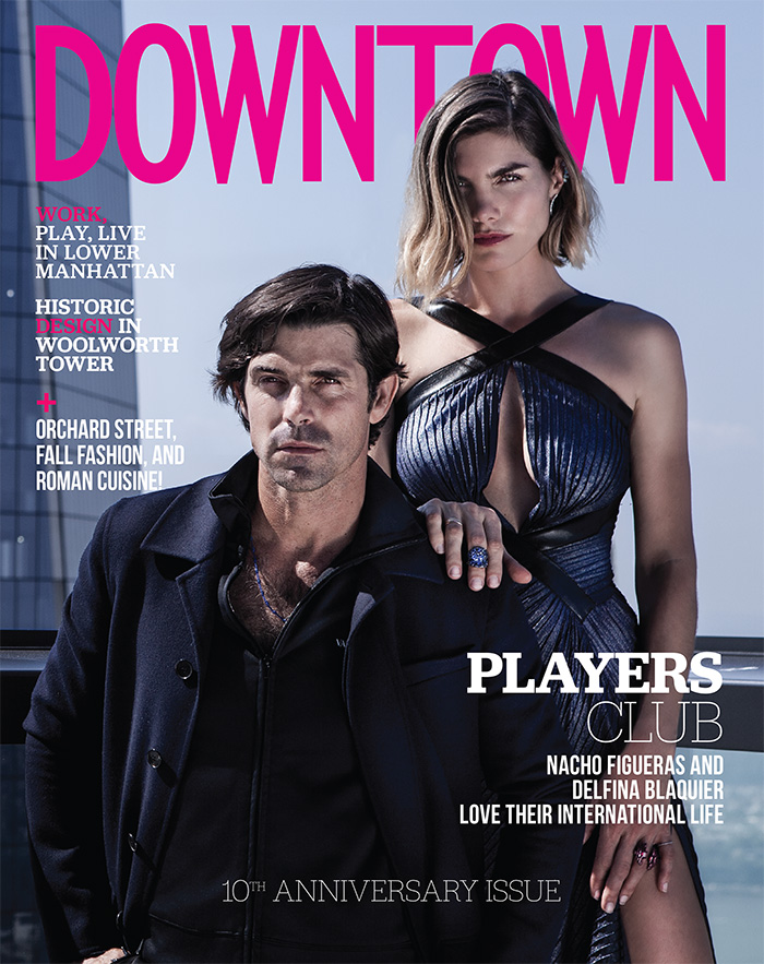 Downtown Magazine 2018 Fall Cover